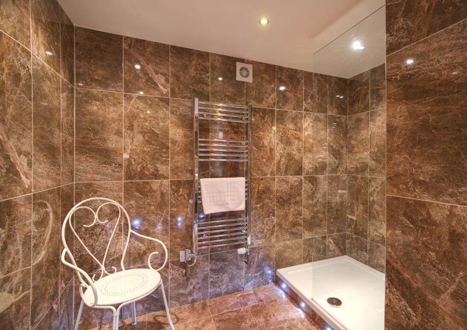 Garden Suite Shower Room towards Shower