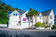 Westwood Guest House Best B&B Lyme Regis Outside-1