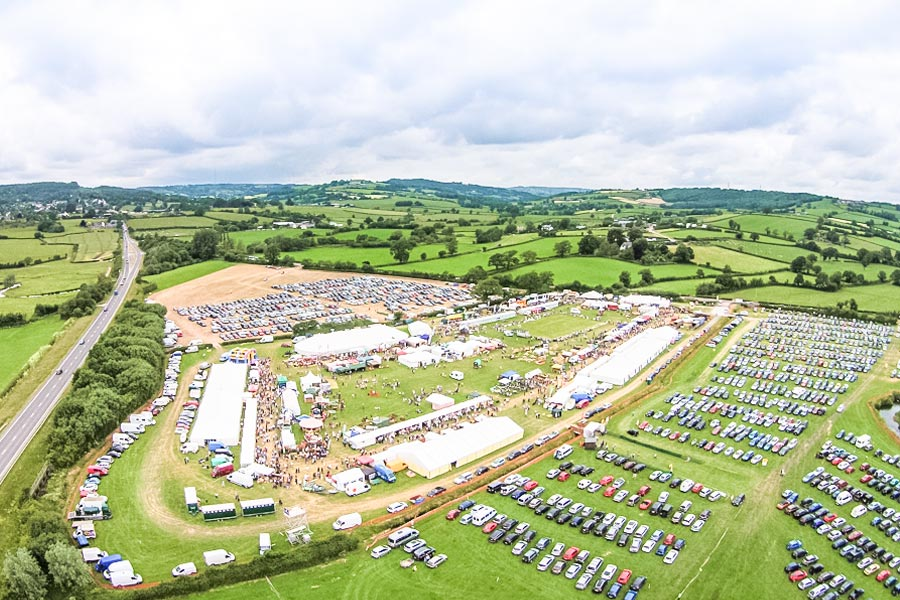 Axe Vale Festival June 2018 East Devon