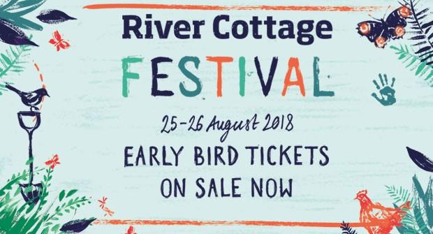 River Cottage Festival August 2018 East Devon