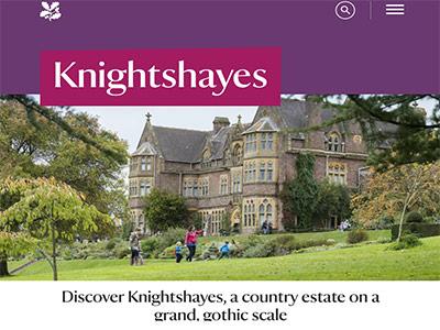 Knightshayes