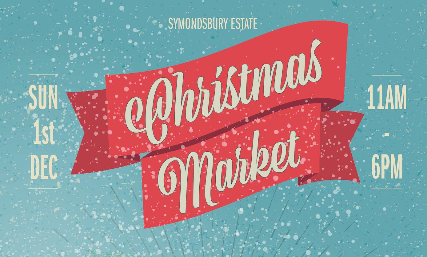Symondsbury Estate Christmas Market 2019